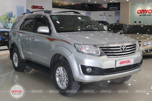 Toyota Fortuner 2.7AT 2014