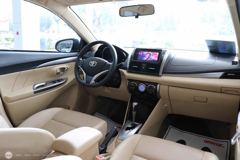 Toyota Vios G 1.5AT 2017 - 8