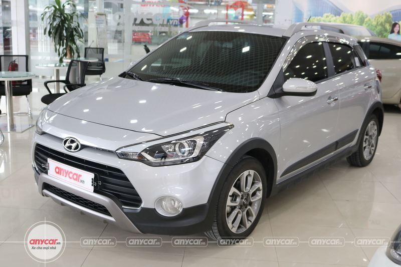 Hyundai i20 Active 1.4AT 2016. - 3