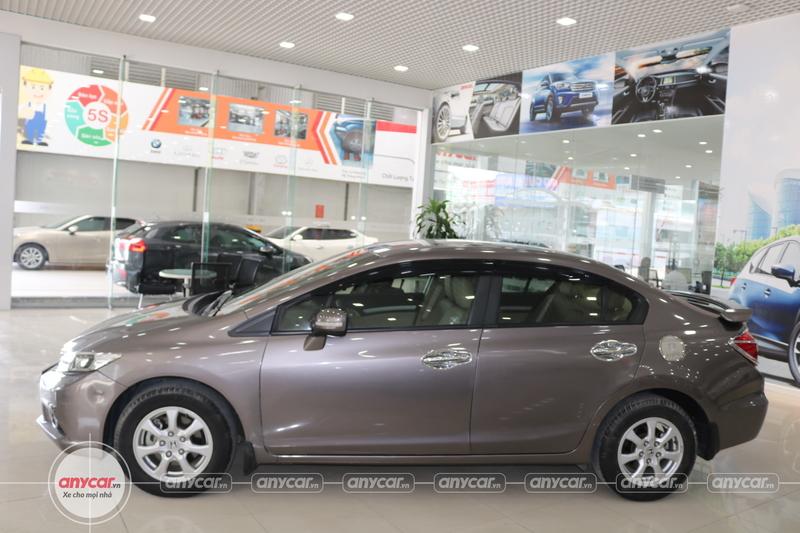 Honda Civic 1.8AT 2014 - 8
