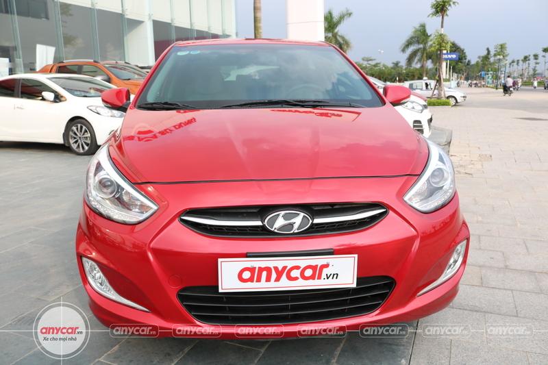 Hyundai Accent Hatchback 1.4AT  2016 - 3
