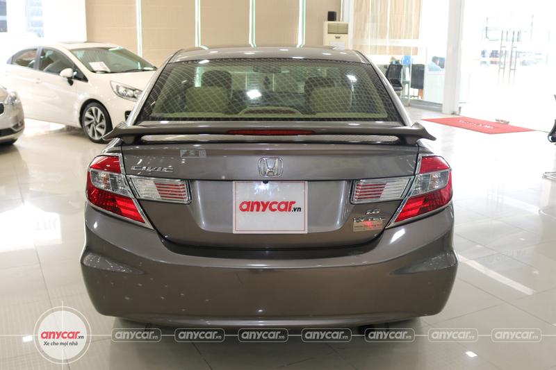 Honda Civic 1.8AT 2014 - 5