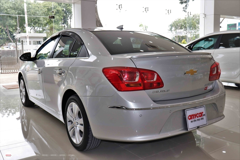 Chevrolet Cruze LTZ 1.8AT  2017 - 4
