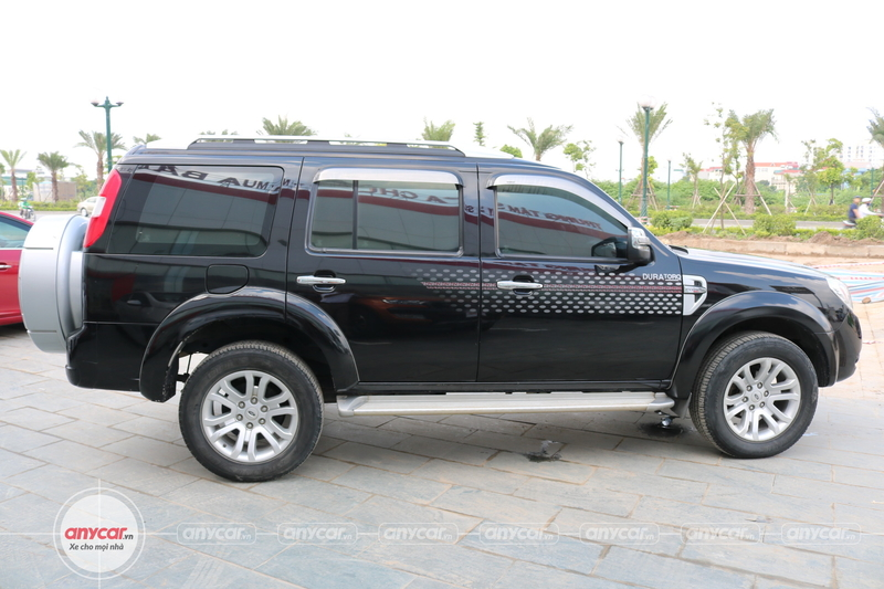 Ford Everest 2.5MT  2013 - 4