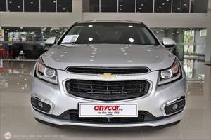 Chevrolet Cruze LTZ 1.8AT  2017 - 2