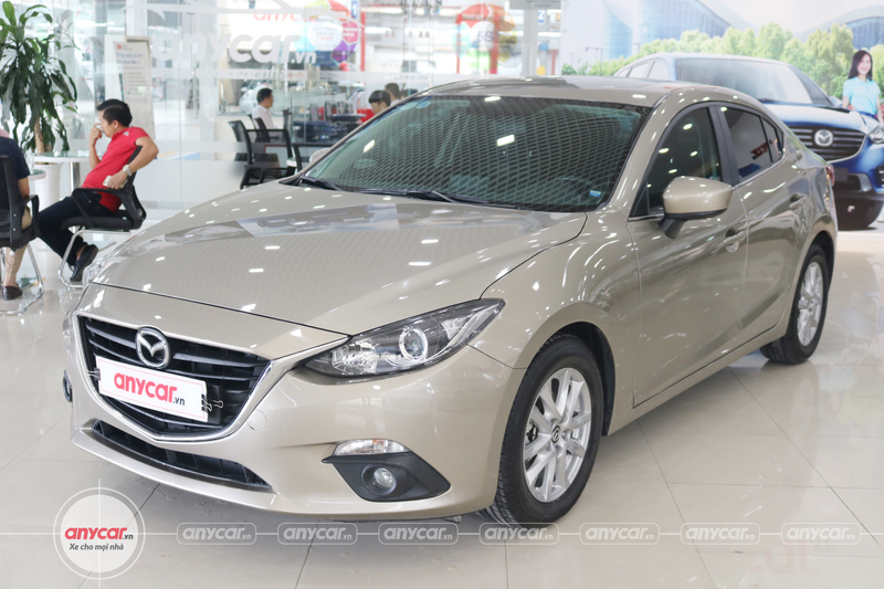 Mazda 3 1.5AT 2016 - 2