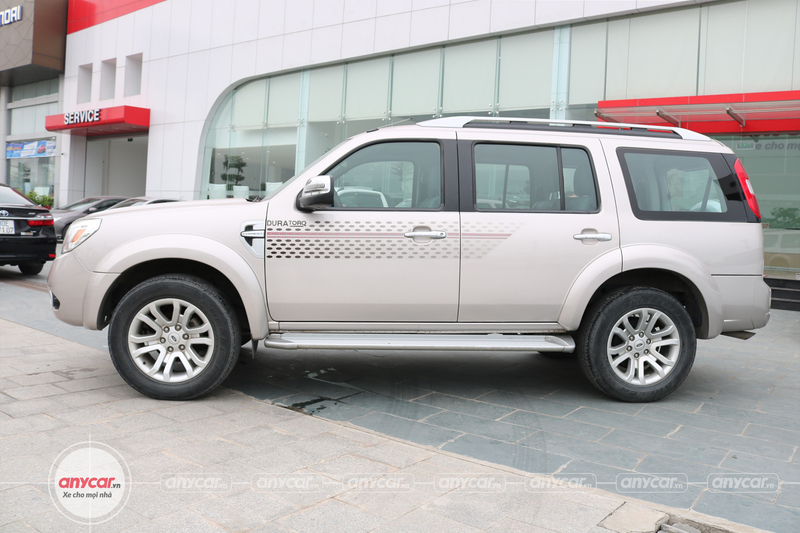 Ford Everest 2.5MT 2014 - 4