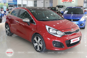 Kia Rio Hatchback  1.4AT 2014