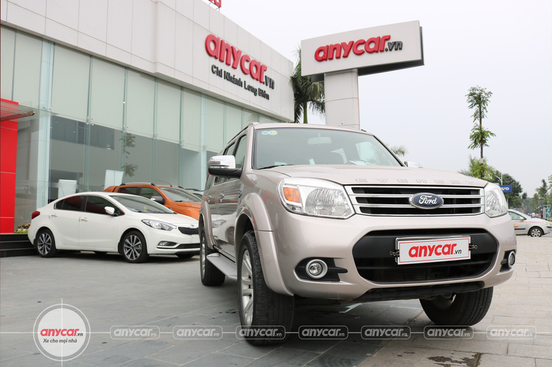 Ford Everest 2.5MT 2014 - 1