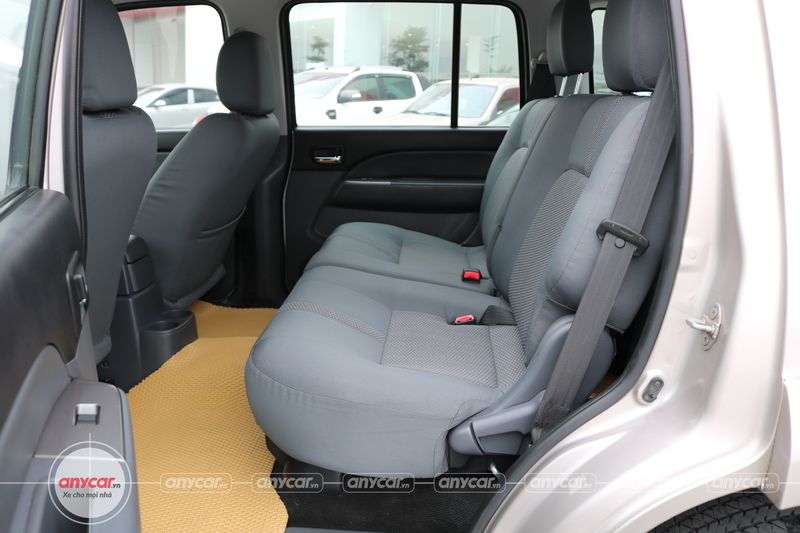 Ford Everest 2.5MT 2014 - 12