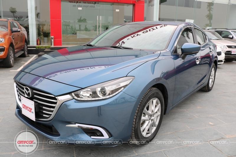 Mazda 3 Facelift 1.5AT 2017 - 3
