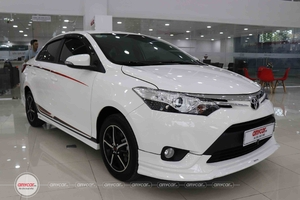 Toyota Vios TRD 1.5AT 2017