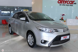 Toyota Vios G 1.5AT 2016