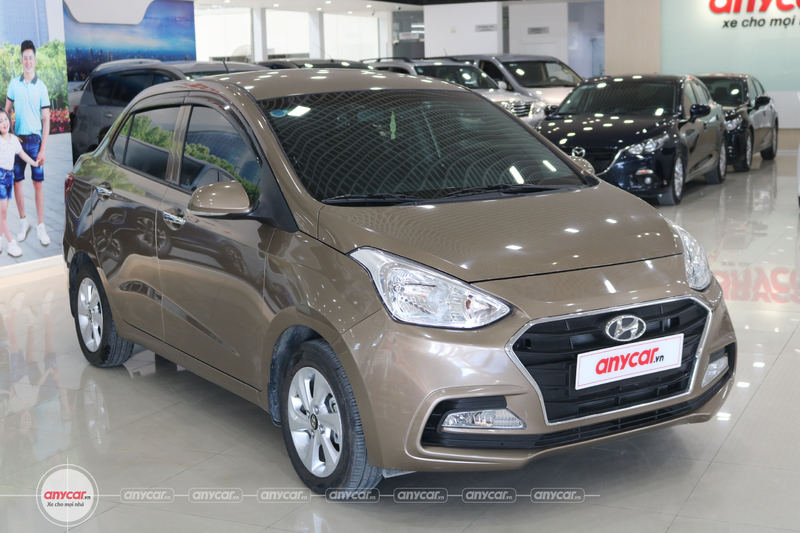 Hyundai i10 1.2MT Sedan  2018