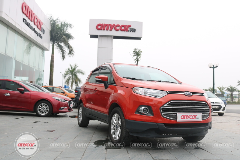 Ford EcoSport 1.5AT 2015