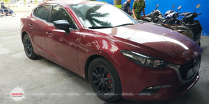 Mazda 3 Facelift 1.5AT 2017