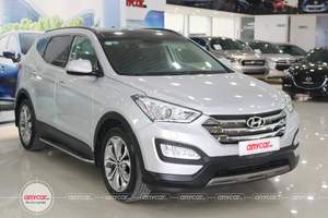 Hyundai Santafe 2.4AT 2014