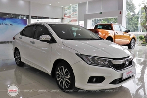Honda City 1.5AT TOP 2017