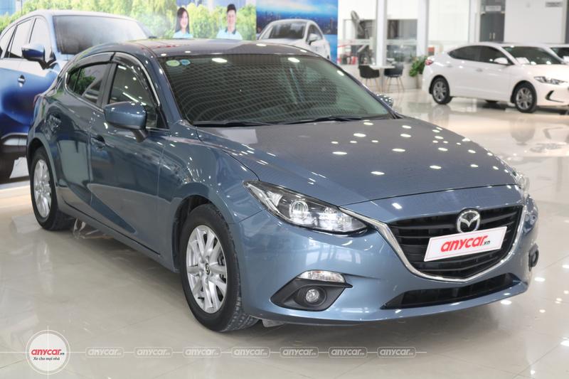 Mazda 3 Hatchback 1.5AT 2016