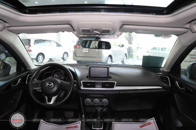 Mazda 3 2.0AT 2016 - 10
