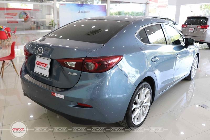 Mazda 3 2.0AT 2016 - 6