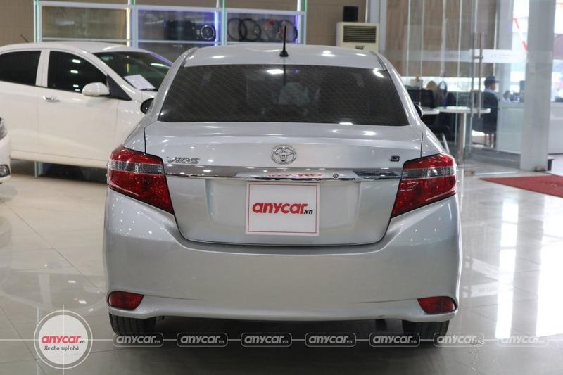 Toyota Vios 1.5AT 2017 - 5