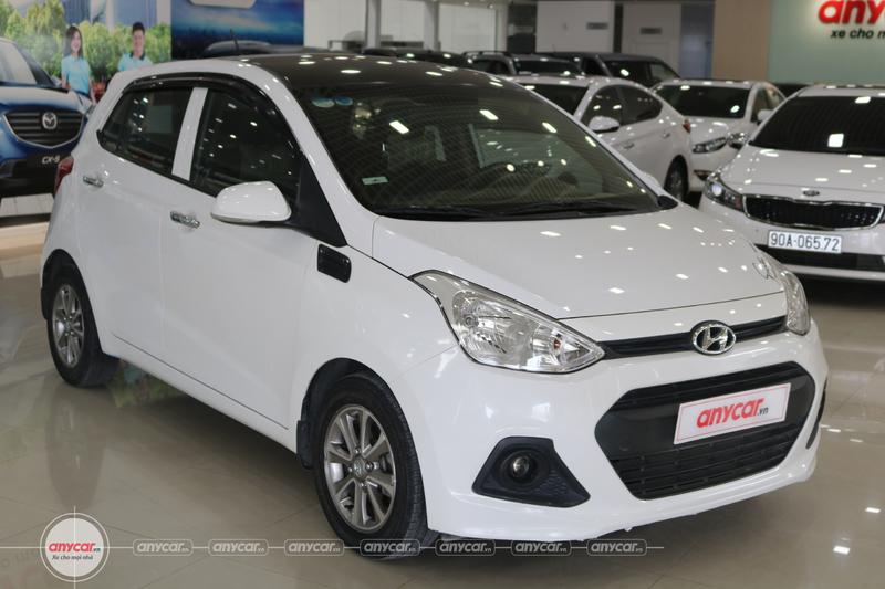 Hyundai i10 1.0MT 2016