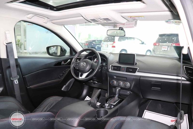 Mazda 3 2.0AT 2016 - 15