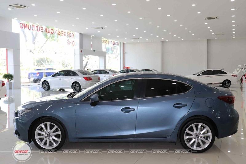 Mazda 3 2.0AT 2016 - 3