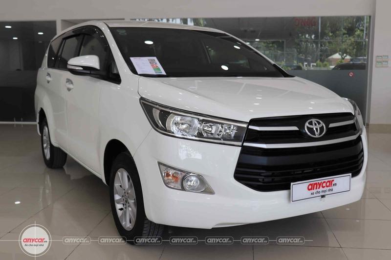 Toyota Innova E 2.0MT 2017