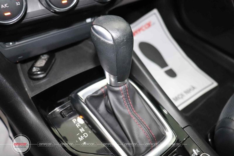 Mazda 3 2.0AT 2016 - 9