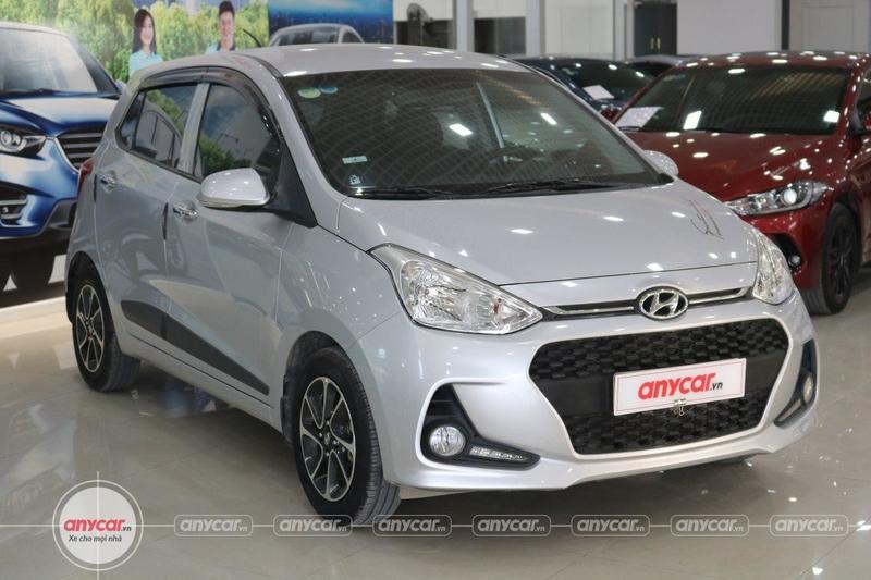 Hyundai i10 1.2MT 2018
