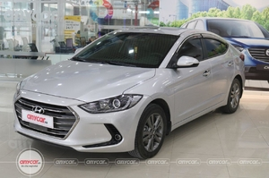 Hyundai Elantra 1.6AT 2016 - 5