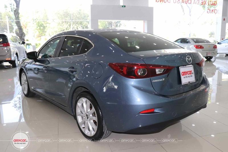 Mazda 3 2.0AT 2016 - 5
