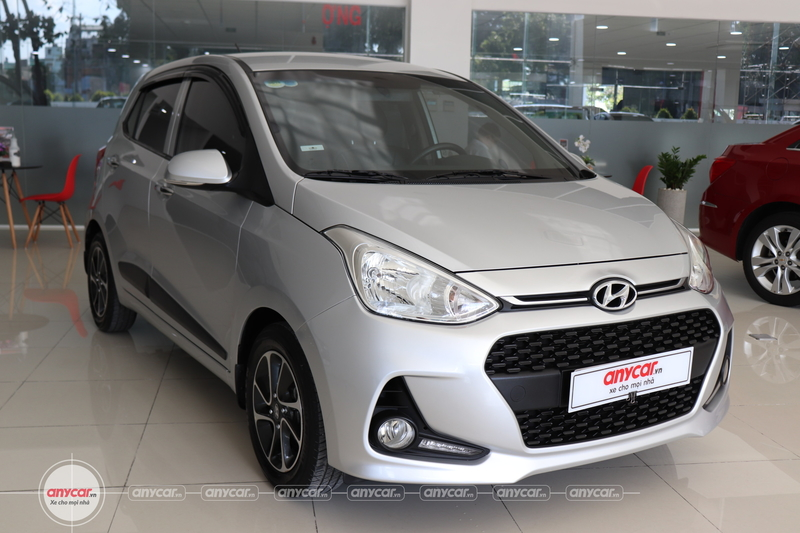 Hyundai GRAND i10 1.0AT 2017
