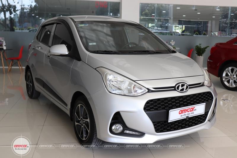 Hyundai GRAND i10 1.0AT 2017