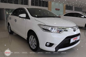 Toyota Vios G 1.5AT 2018