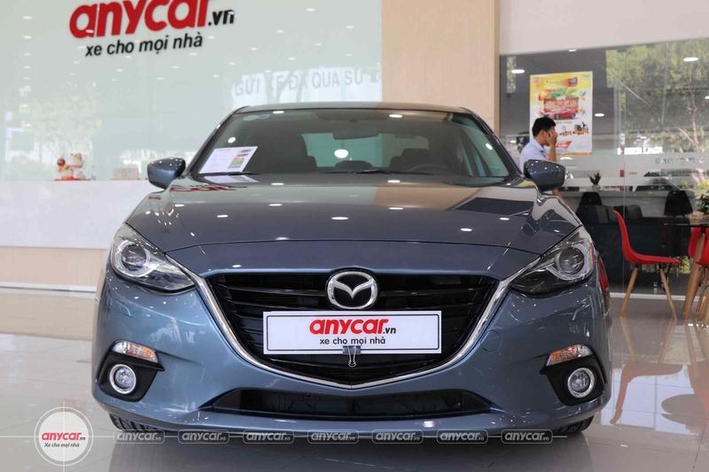 Mazda 3 2.0AT 2016 - 8