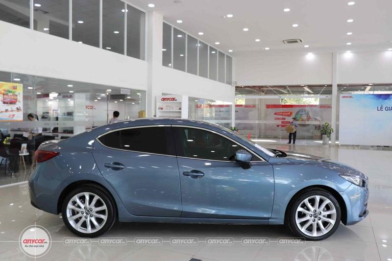 Mazda 3 2.0AT 2016 - 4