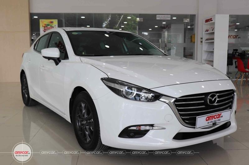 Mazda 3 1.5AT 2017 Facelift