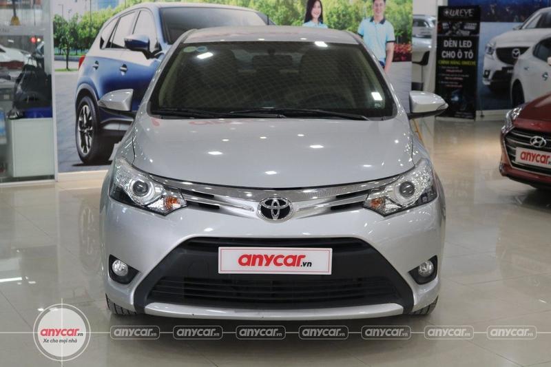 Toyota Vios 1.5AT 2017 - 3