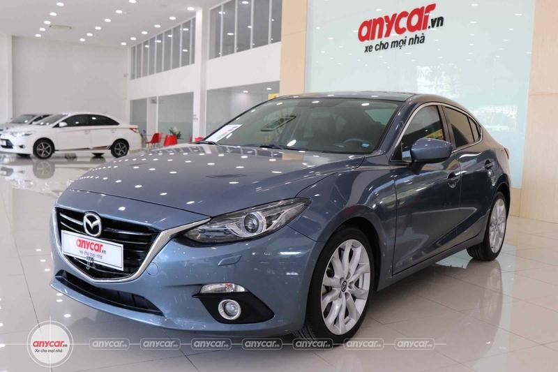 Mazda 3 2.0AT 2016 - 2