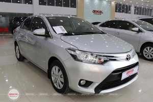Toyota Vios 1.5MT 2016 - 5
