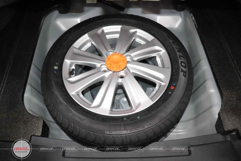 Toyota Vios 1.5MT 2016 - 11