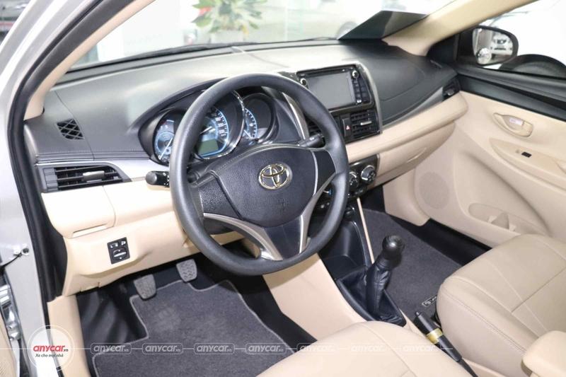 Toyota Vios 1.5MT 2016 - 8