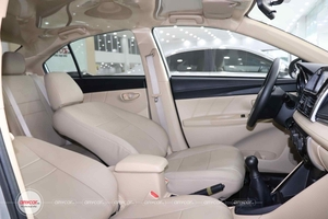 Toyota Vios 1.5MT 2016 - 15
