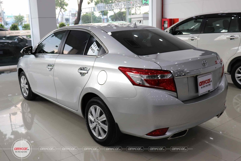 Toyota Vios 1.5MT 2016 - 4