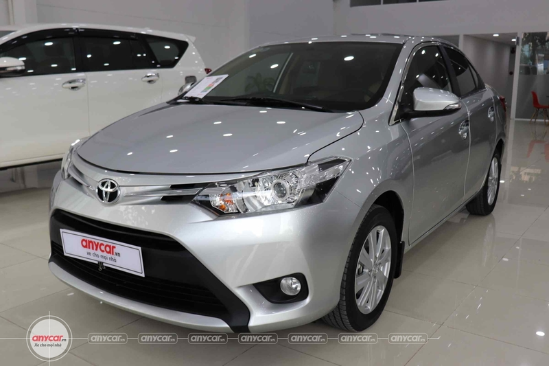 Toyota Vios 1.5MT 2016 - 2