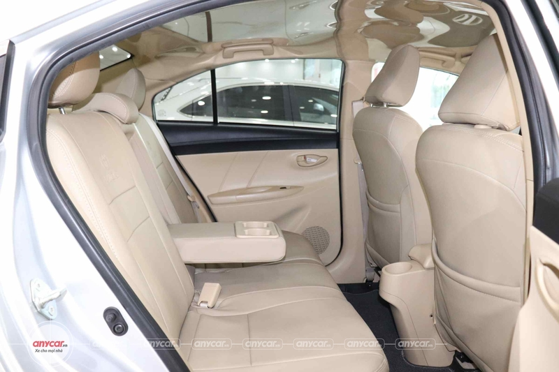 Toyota Vios 1.5MT 2016 - 14