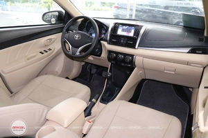Toyota Vios 1.5MT 2016 - 19